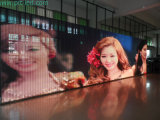 屋内Pixel 10mm Full Color Mesh LED Curtain (SMD3528ランプと)