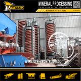 Машина сепаратора золота спирали силы тяжести оборудования концентрации штуфа золота минеральная