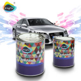 Auto Beauty Shop를 위한 Kingfix Brand Super Fast Evaportion Spectic Clear Varnish Paint