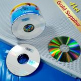 Nuevo CD en blanco del material 52X 700MB 80min de Vrigin