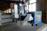 Auto maquinaria do router do CNC da mudança da ferramenta do Woodworking com certificação de Ce/SGS