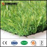 Césped artificial 30m m natural decorativo de la hierba que se enclavija con Ce del SGS