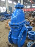 Nicht-Steigender Metall SitzISO9001 absperrschieber (BS3464)