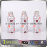 cuidado de piel de aluminio de plata de la botella 1oz