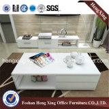 avec la table basse de petite taille de salle de séjour de pattes en métal (HX-6M342)