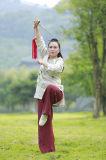 Ropa Long-Sleeved de alto grado de la ji de Wudang Tai del Taoism