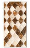 Maak de Verglaasde Opgepoetste Tegel van de Muur van de Vloer van de Badkamers Ceramische waterdicht