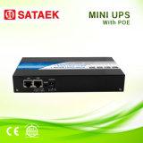 Draagbaar MiniUPS voor Router met Ingebouwd Poe 15V 24V