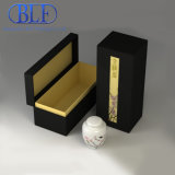 Silver Logo PackagingまたはGift Box Packaging (BLF-GB005)の黒