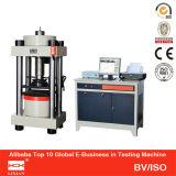 Électro machine vérificatrice de pression hydraulique de matériaux de construction (HZ-006)