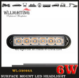 LED Surface Mount Headlight 6W wl-52026A (led-light-BAR)