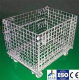 Stahlmaschendraht-Ladeplatten-Rahmen für Lager-Speicher