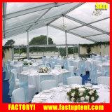 Grande tenda della tenda del giardino del partito della tenda foranea per l'evento con il soffitto