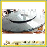 Solid Surface Grey Quartz Stone for Kitchen, Bathroom Vanity Top