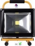 30W Portable Emergency &Rechargeable LED Flood Lamp