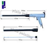 Parti elettrostatiche del Rod di estensione del rivestimento della polvere della pistola a spruzzo