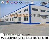 Edificio ampliamente utilizado de la estructura de acero tal como almacén