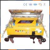 Potencia 0.75kw/50Hz/60 hertzios del aerosol de máquina del yeso con la paleta del yeso de la longitud el 100cm