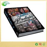 Impresión gruesa barata del libro de Hardcover A3 con la impresión en offset