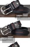 100 PCS MOQ Personalizar la correa de cuero de vacuno de Cuero Cinturones Primera Capa a mano la correa de cuero genuino Cinturón Hombres