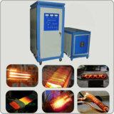 máquina de forjamento quente do metal de alta freqüência do aquecimento de indução 80kw