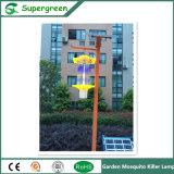 2016電気カのトラップの昆虫のキラーランプ