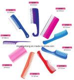 De hete Borstel van het Haar van de Kam van het Haar van het Ontwerp Plastic voor omhoog het Maken