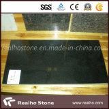 300X600 ha fiammeggiato G684/mattonelle nere mongole della pietra del basalto per la parete/pavimento