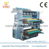 Machine d'impression de Flexo de 2 couleurs