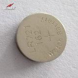 batterie alkaline AG11 Lr721 de cellules du bouton 1.5V