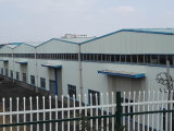 Taller de acero prefabricado del estándar industrial y edificios de acero