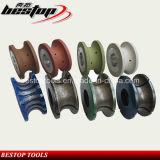 Машина CNC профилируя колесо для каменного/абразива скашивая профилирующ маршрутизатор