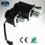 Motor paso a paso con la rueda de mano, Acoplamiento para la pequeña CNC