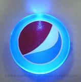 Kundenspezifisches Logo LED Button Badge mit Logo Printed (3569)