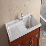 Armário de banheiro de alumínio ereto do assoalho da alta qualidade