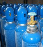 cilindro d'acciaio di pressione di 10L 20L 40L ad ossigeno e gas con il prezzo basso