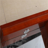 Side Cabinetの高品質のWall Mounted PVC Bathroom Cabinet