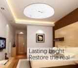 Крытые круглые/квадратные потолочные освещения светильника 240V СИД