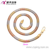 42459 Form Multicolr Delicate Women Jewelry Necklace in Copper Alloy Without kein Stone