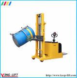 Rotator manual elétrico cheio Yl420A do cilindro da braçadeira de 360 graus