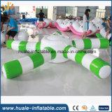 Stelle marine gonfiabili di vendita calde del giocattolo del galleggiante dell'acqua per il gioco dell'acqua