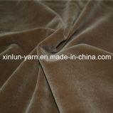 Tela impressa rebanho para o sofá/vestuário/Upholstery/cortina