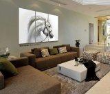 Peinture moderne faite sur commande de décor à la maison