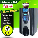 Gouden Milaan E3s - de Machine van de Koffie van Cappuccino's