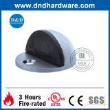 亜鉛合金の床-取付けられたドアストッパー