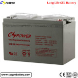 Batería profunda 12V180ah del gel del ciclo con 3 años de garantía
