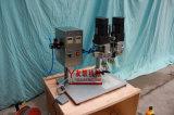 Tipo universal neumático tablero máquina que capsula del tipo Yl-450 y de la pista de aerosol de la botella