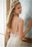 2016 ال [مرميد] جديدة/بول عرس ثوب مع ثياب زفافيّ