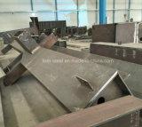 Metallherstellung für Stahlkonstruktion-Werkstatt, Lager, hohes Anstieg-Gebäude
