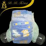 Tecido unisex do bebê da absorção elevada descartável